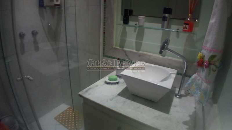 17 - Apartamento à venda Rua Raul Pompéia,Copacabana, Rio de Janeiro - R$ 1.100.000 - GIAP30804 - 16