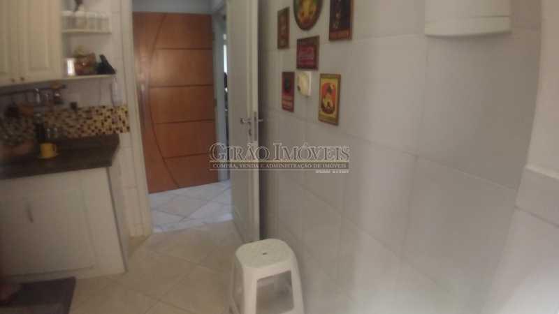 22 - Apartamento à venda Rua Raul Pompéia,Copacabana, Rio de Janeiro - R$ 1.100.000 - GIAP30804 - 21
