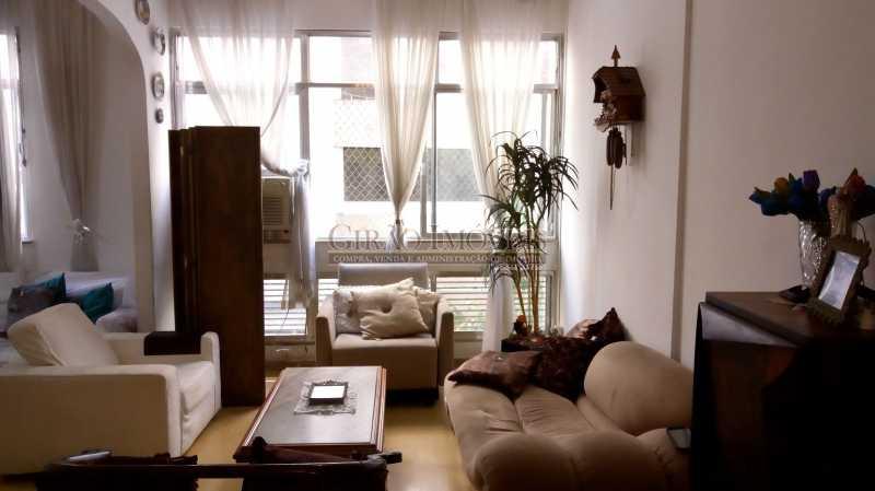 1 - Apartamento À Venda - Copacabana - Rio de Janeiro - RJ - GIAP30805 - 1