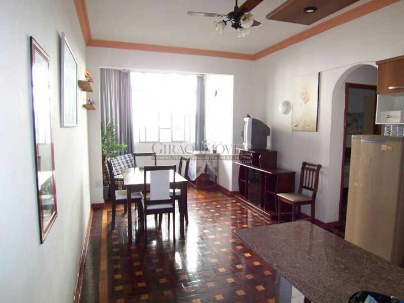 1 - Apartamento À Venda - Copacabana - Rio de Janeiro - RJ - GIAP30806 - 1