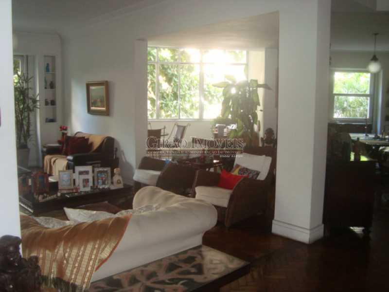 1 - Apartamento à venda Avenida Rainha Elizabeth da Bélgica,Copacabana, Rio de Janeiro - R$ 2.600.000 - GIAP40173 - 1