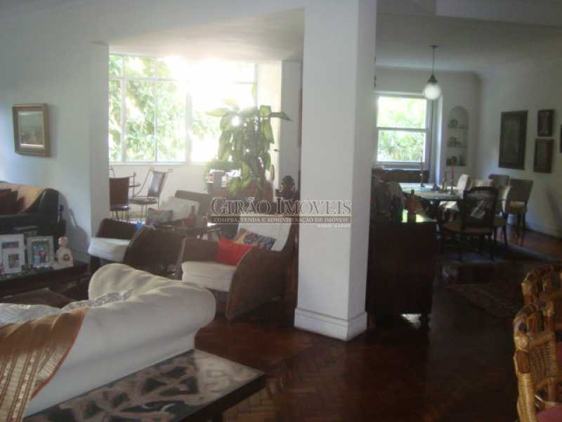2 - Apartamento à venda Avenida Rainha Elizabeth da Bélgica,Copacabana, Rio de Janeiro - R$ 2.600.000 - GIAP40173 - 3