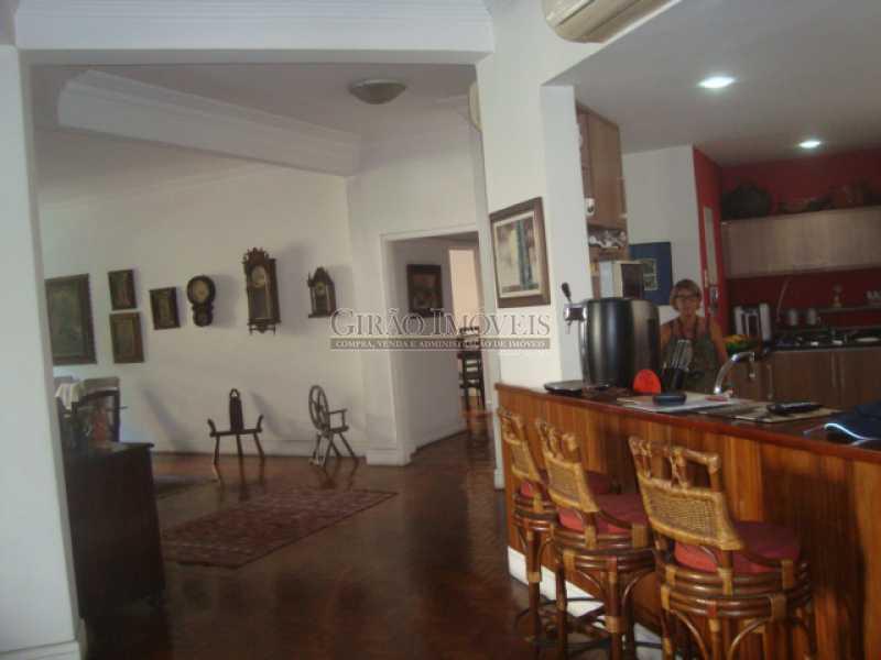 3 - Apartamento à venda Avenida Rainha Elizabeth da Bélgica,Copacabana, Rio de Janeiro - R$ 2.600.000 - GIAP40173 - 4