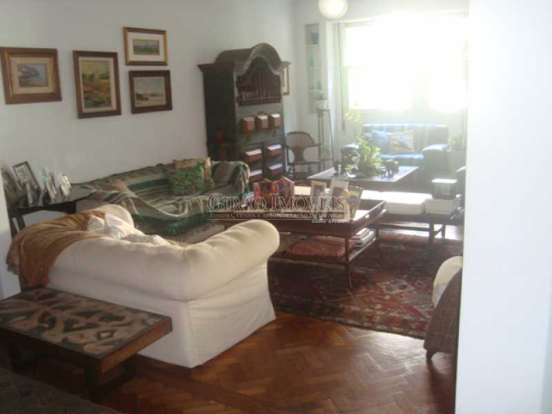 4 - Apartamento à venda Avenida Rainha Elizabeth da Bélgica,Copacabana, Rio de Janeiro - R$ 2.600.000 - GIAP40173 - 5