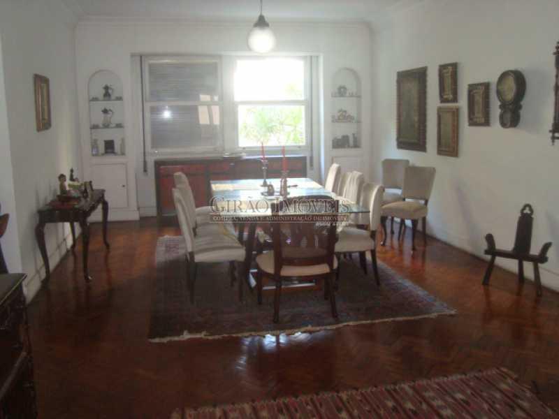 5 - Apartamento à venda Avenida Rainha Elizabeth da Bélgica,Copacabana, Rio de Janeiro - R$ 2.600.000 - GIAP40173 - 6