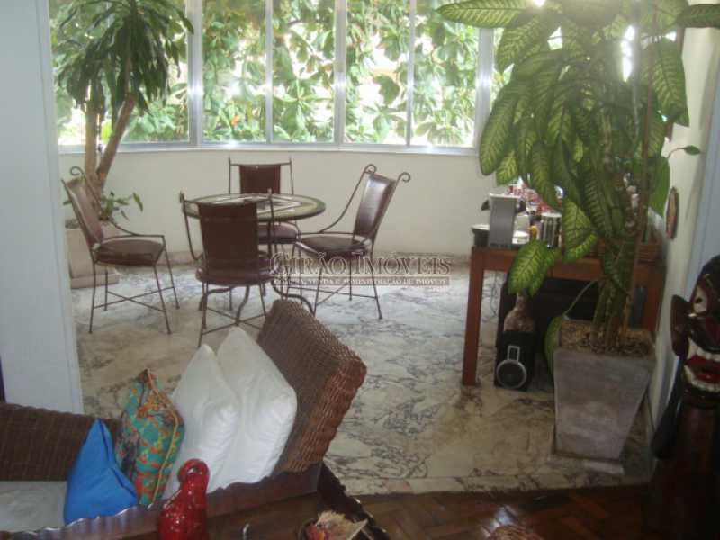 6 - Apartamento à venda Avenida Rainha Elizabeth da Bélgica,Copacabana, Rio de Janeiro - R$ 2.600.000 - GIAP40173 - 7