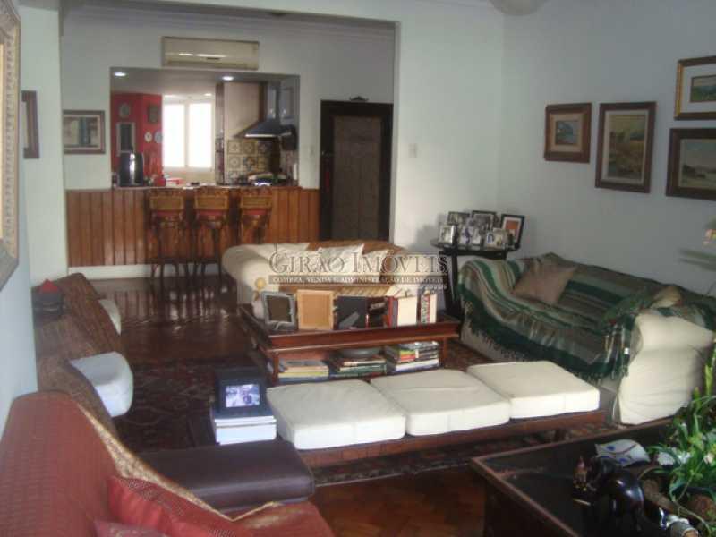 7 - Apartamento à venda Avenida Rainha Elizabeth da Bélgica,Copacabana, Rio de Janeiro - R$ 2.600.000 - GIAP40173 - 8