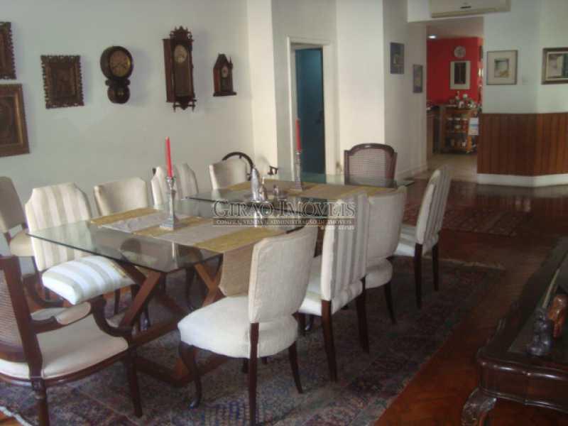 8 - Apartamento à venda Avenida Rainha Elizabeth da Bélgica,Copacabana, Rio de Janeiro - R$ 2.600.000 - GIAP40173 - 9