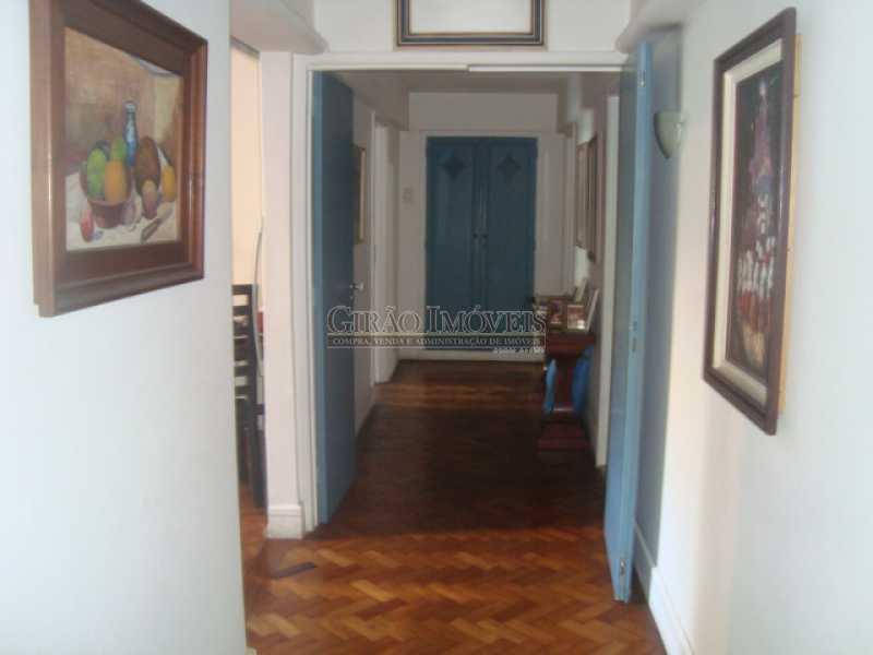 9 - Apartamento à venda Avenida Rainha Elizabeth da Bélgica,Copacabana, Rio de Janeiro - R$ 2.600.000 - GIAP40173 - 10
