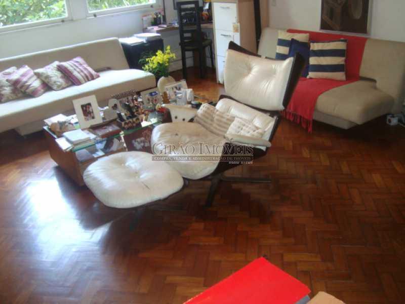 11 - Apartamento à venda Avenida Rainha Elizabeth da Bélgica,Copacabana, Rio de Janeiro - R$ 2.600.000 - GIAP40173 - 12