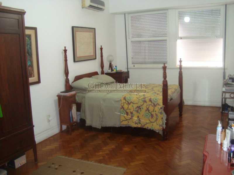 14 - Apartamento à venda Avenida Rainha Elizabeth da Bélgica,Copacabana, Rio de Janeiro - R$ 2.600.000 - GIAP40173 - 15