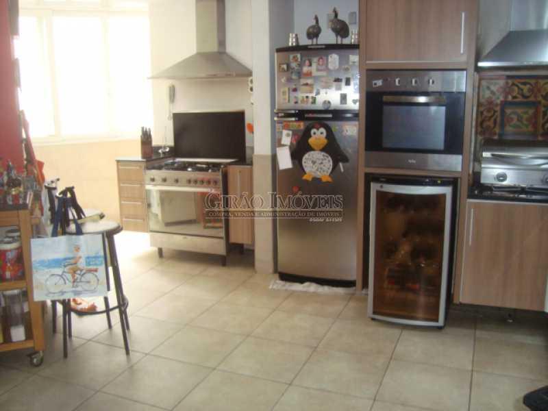 18 - Apartamento à venda Avenida Rainha Elizabeth da Bélgica,Copacabana, Rio de Janeiro - R$ 2.600.000 - GIAP40173 - 19