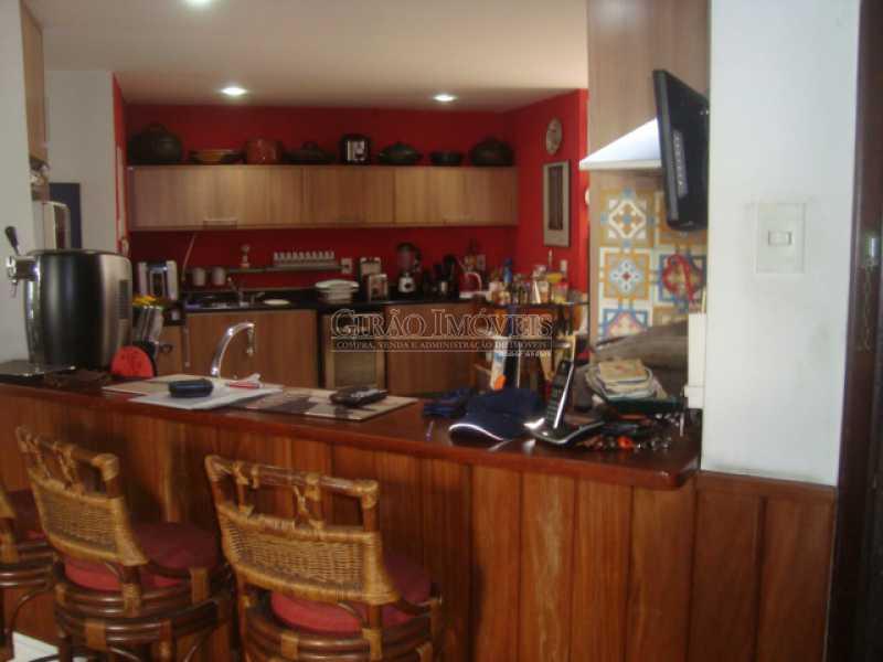 19 - Apartamento à venda Avenida Rainha Elizabeth da Bélgica,Copacabana, Rio de Janeiro - R$ 2.600.000 - GIAP40173 - 20