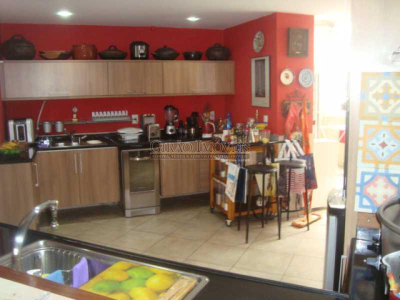 20 - Apartamento à venda Avenida Rainha Elizabeth da Bélgica,Copacabana, Rio de Janeiro - R$ 2.600.000 - GIAP40173 - 21