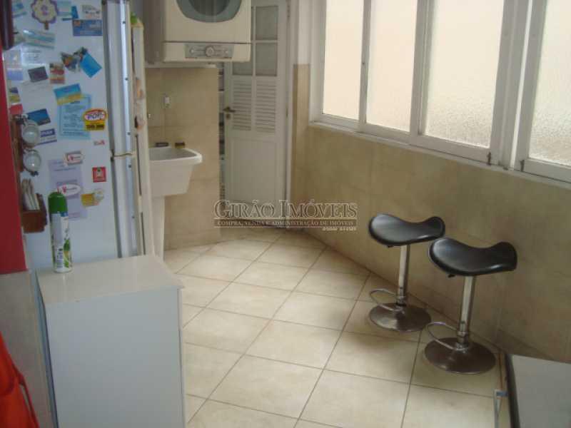 23 - Apartamento à venda Avenida Rainha Elizabeth da Bélgica,Copacabana, Rio de Janeiro - R$ 2.600.000 - GIAP40173 - 24
