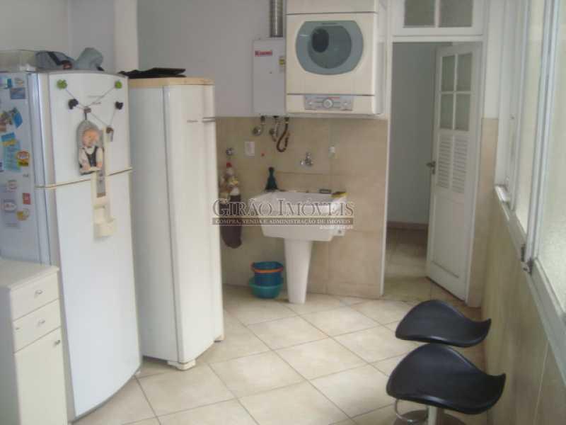 24 - Apartamento à venda Avenida Rainha Elizabeth da Bélgica,Copacabana, Rio de Janeiro - R$ 2.600.000 - GIAP40173 - 25