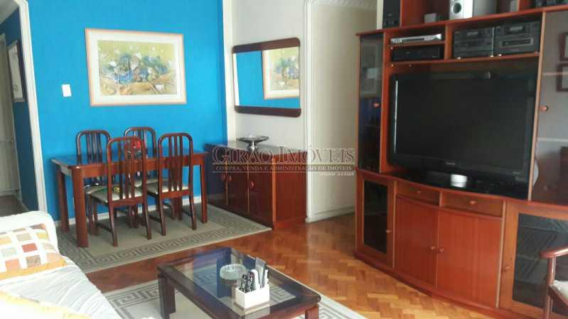 1 - Apartamento Para Alugar - Copacabana - Rio de Janeiro - RJ - GIAP30817 - 3