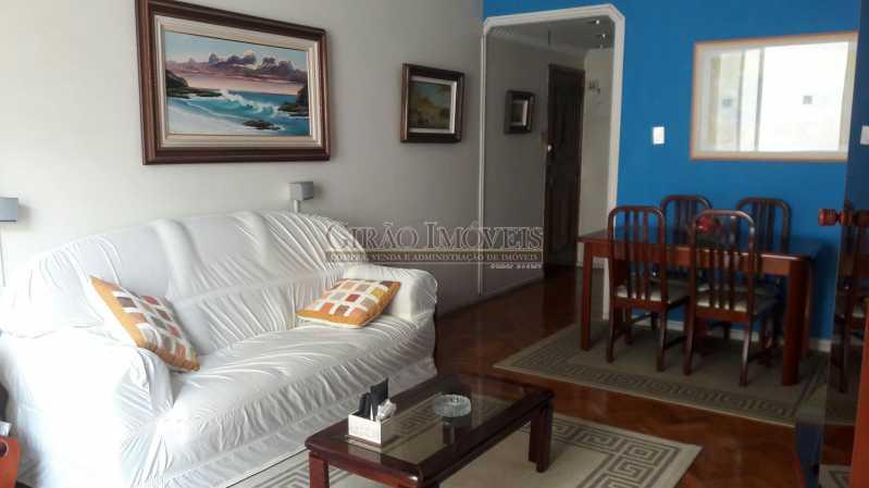5 - Apartamento Para Alugar - Copacabana - Rio de Janeiro - RJ - GIAP30817 - 1