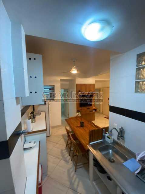 Cozinha Integrada - Apartamento à venda Rua Francisco Otaviano,Ipanema, Rio de Janeiro - R$ 1.210.000 - GIAP20708 - 6