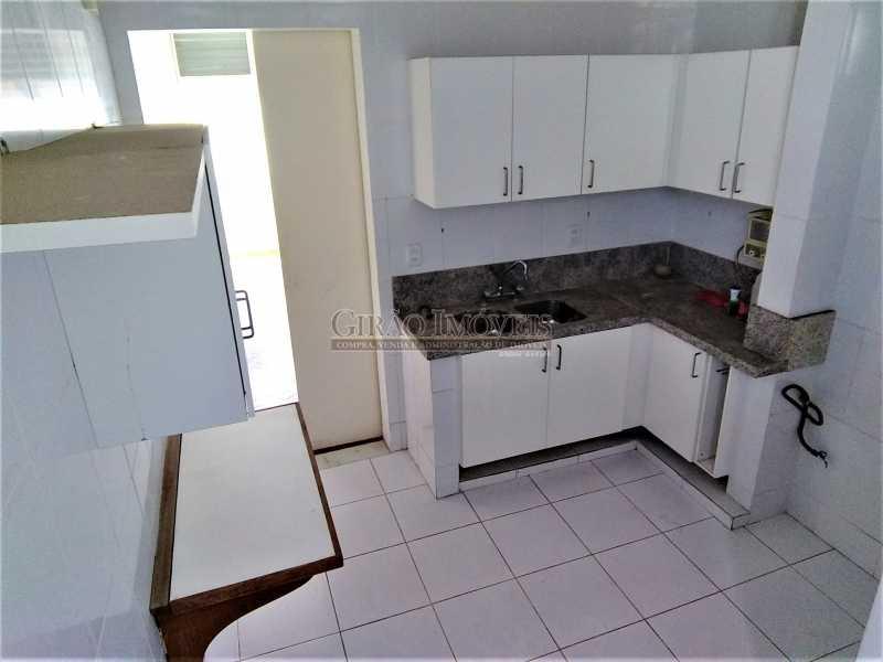 12Cozinha - Apartamento À Venda - Ipanema - Rio de Janeiro - RJ - GIAP30828 - 14