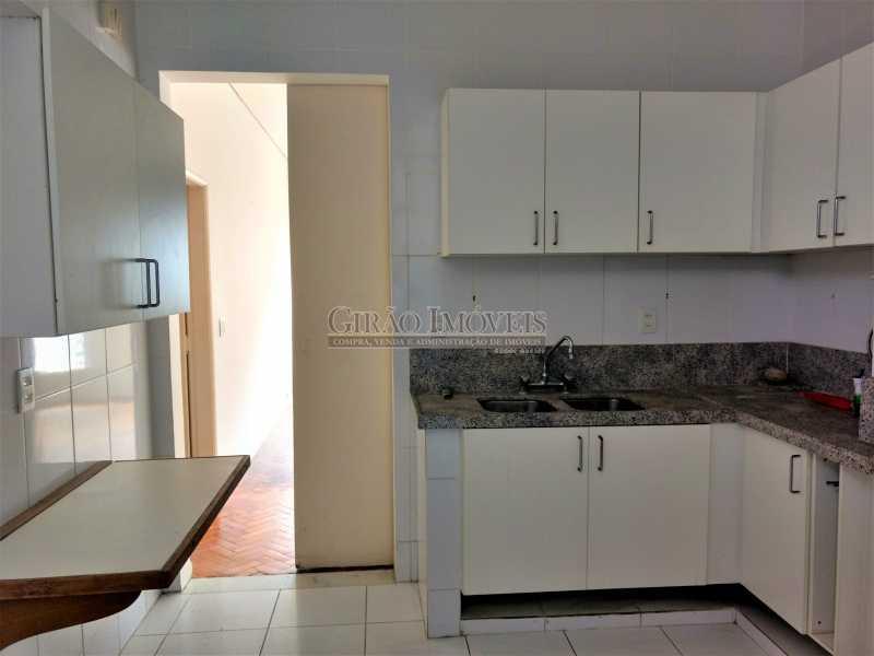 14Cozinha - Apartamento À Venda - Ipanema - Rio de Janeiro - RJ - GIAP30828 - 16