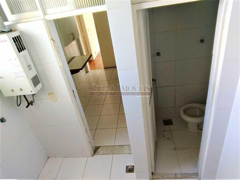 16 Área de Serv e WC emp - Apartamento À Venda - Ipanema - Rio de Janeiro - RJ - GIAP30828 - 18