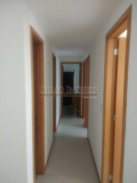 6 Circulação l - Apartamento À Venda - Recreio dos Bandeirantes - Rio de Janeiro - RJ - GIAP40180 - 11