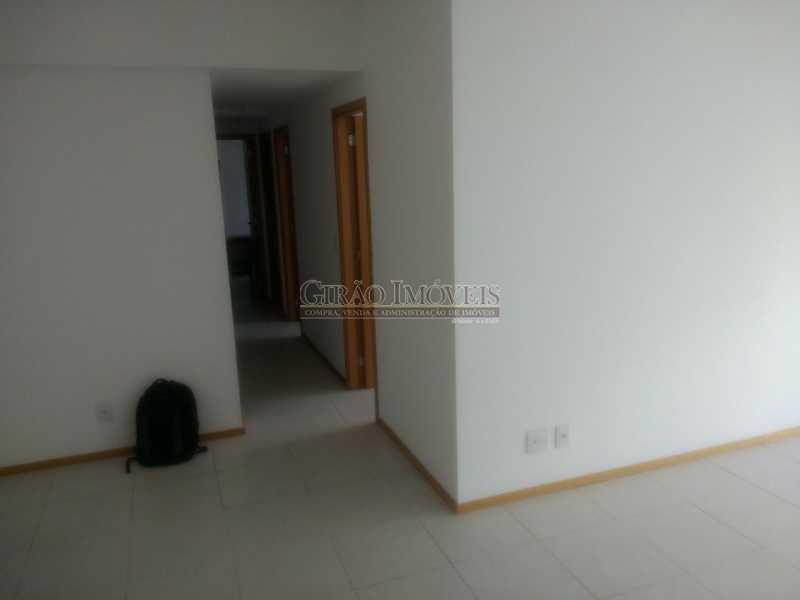 7 Circulação - Apartamento À Venda - Recreio dos Bandeirantes - Rio de Janeiro - RJ - GIAP40180 - 12