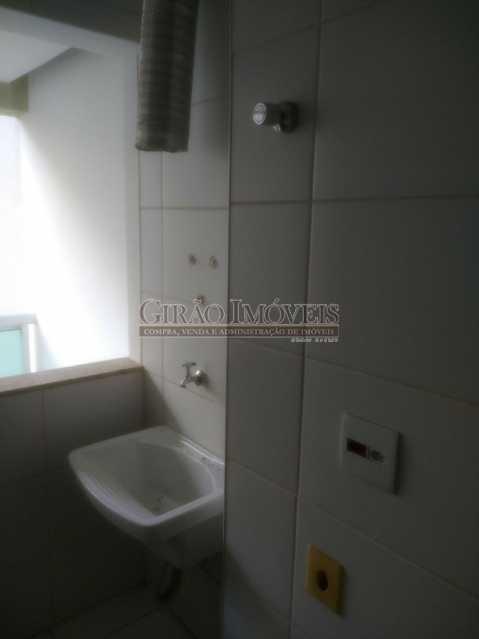 11 área de serviço - Apartamento À Venda - Recreio dos Bandeirantes - Rio de Janeiro - RJ - GIAP40180 - 16