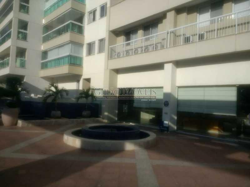13 Pátio - Apartamento À Venda - Recreio dos Bandeirantes - Rio de Janeiro - RJ - GIAP40180 - 18