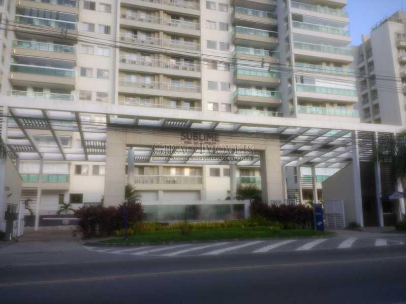 16 Portaria - Apartamento À Venda - Recreio dos Bandeirantes - Rio de Janeiro - RJ - GIAP40180 - 21