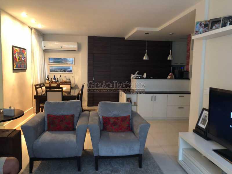 01 - Apartamento À Venda - Copacabana - Rio de Janeiro - RJ - GIAP20718 - 3