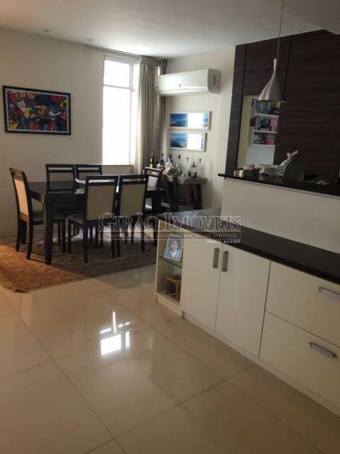 1 - Apartamento À Venda - Copacabana - Rio de Janeiro - RJ - GIAP20718 - 4