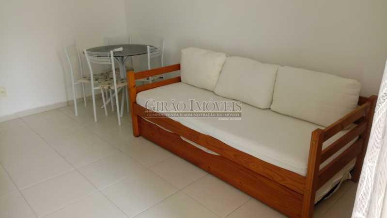 1 - Kitnet/Conjugado 40m² à venda Rua Raul Pompéia,Copacabana, Rio de Janeiro - R$ 580.000 - GIKI10114 - 1
