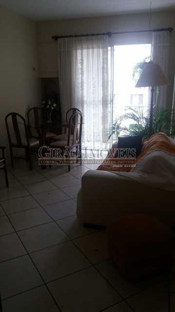 1a - Apartamento À Venda - Maracanã - Rio de Janeiro - RJ - GIAP10412 - 3