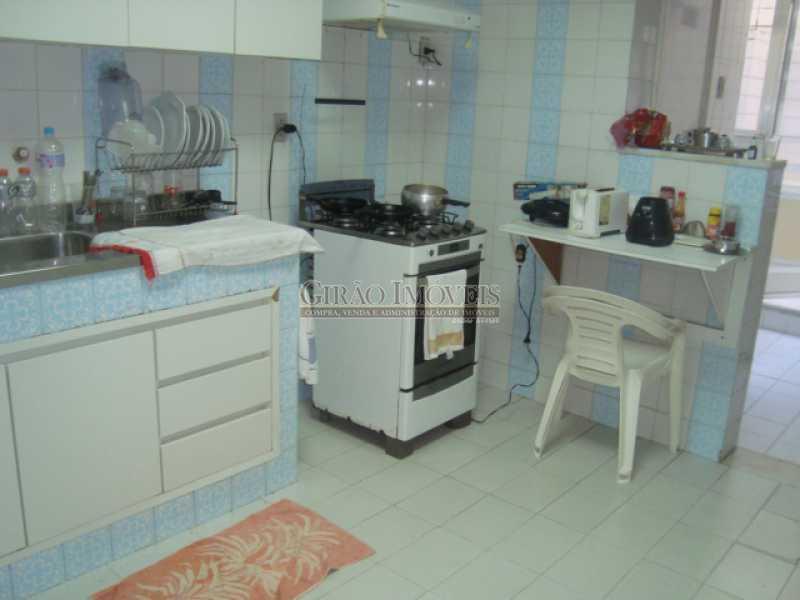 14 - Apartamento à venda Rua Santa Clara,Copacabana, Rio de Janeiro - R$ 890.000 - GIAP30843 - 15