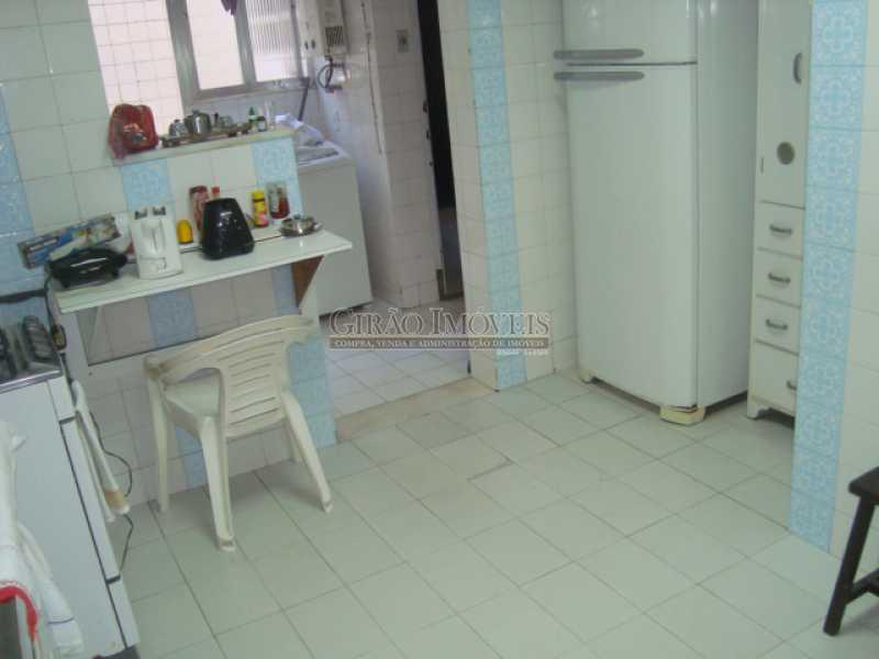 15 - Apartamento à venda Rua Santa Clara,Copacabana, Rio de Janeiro - R$ 890.000 - GIAP30843 - 16