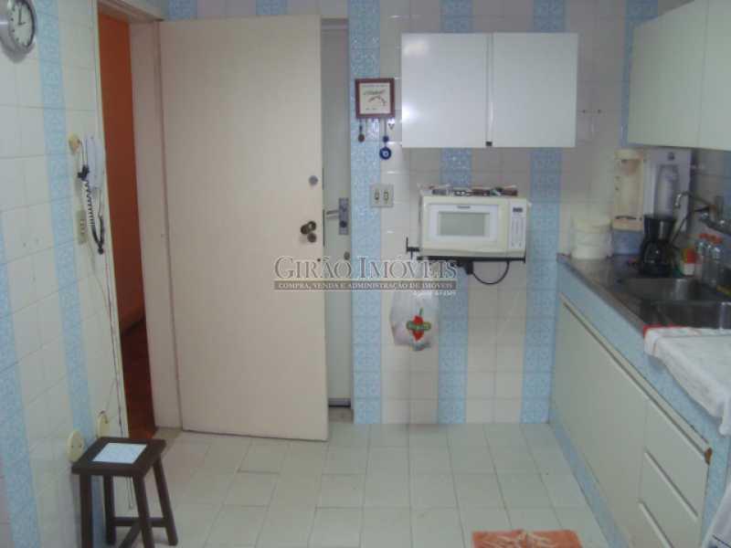 16 - Apartamento à venda Rua Santa Clara,Copacabana, Rio de Janeiro - R$ 890.000 - GIAP30843 - 17