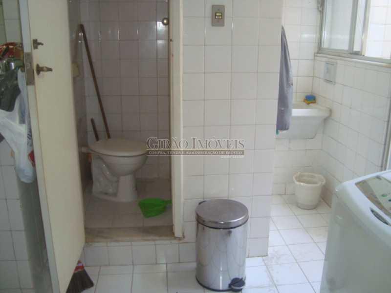 17 - Apartamento à venda Rua Santa Clara,Copacabana, Rio de Janeiro - R$ 890.000 - GIAP30843 - 18