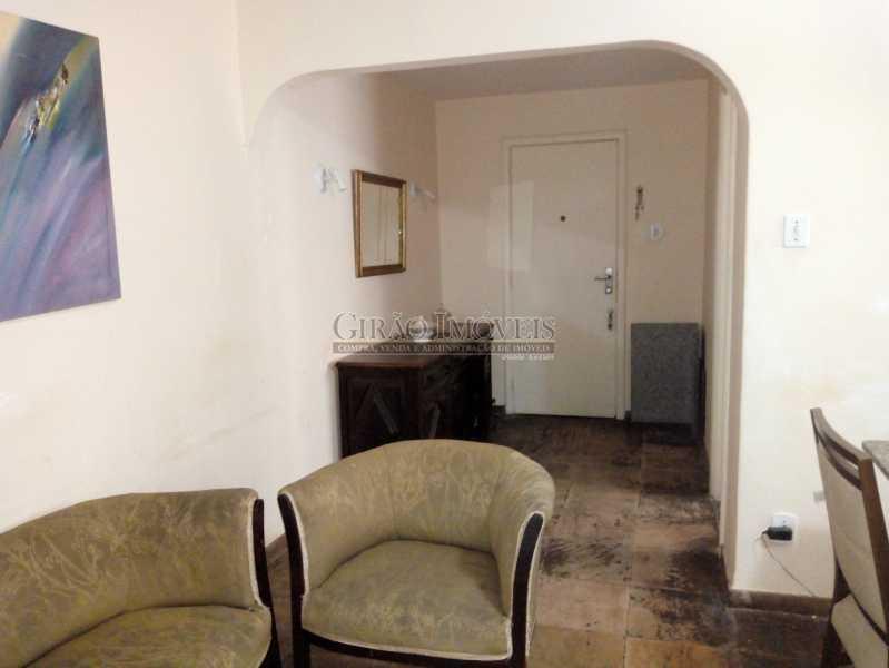 1 - Apartamento à venda Rua Dias da Rocha,Copacabana, Rio de Janeiro - R$ 750.000 - GIAP30844 - 1