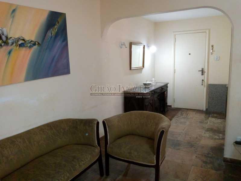 2 - Apartamento à venda Rua Dias da Rocha,Copacabana, Rio de Janeiro - R$ 750.000 - GIAP30844 - 3