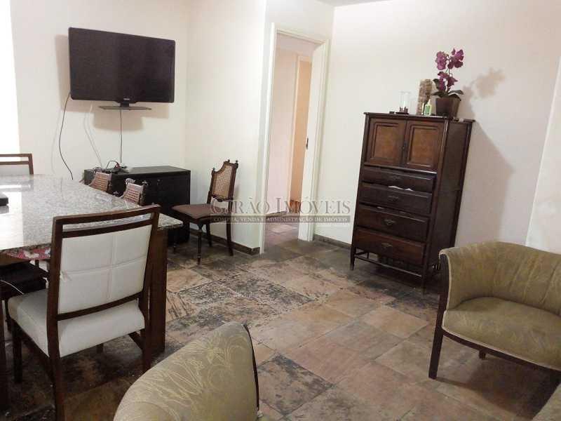 4 - Apartamento à venda Rua Dias da Rocha,Copacabana, Rio de Janeiro - R$ 750.000 - GIAP30844 - 5