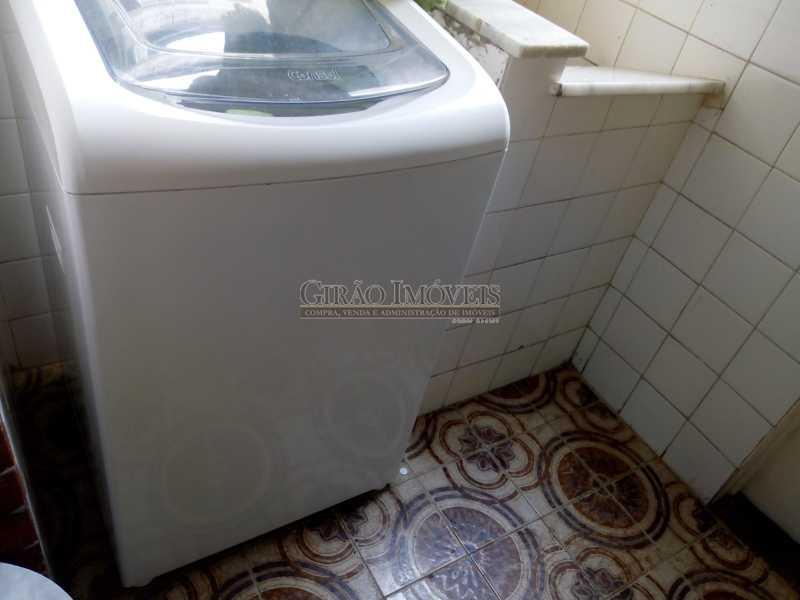 18 - Apartamento À Venda - Copacabana - Rio de Janeiro - RJ - GIAP30844 - 19