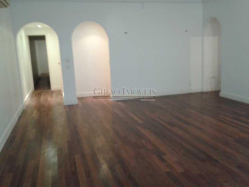 Apartamento Rua Domingos Ferreira,Copacabana, Rio de Janeiro, RJ Para Alugar, 4 Quartos, 225m² - GIAP40183 - 1