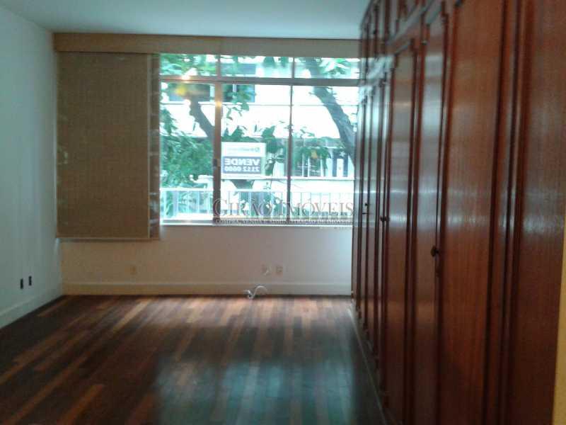 3 - Apartamento Rua Domingos Ferreira,Copacabana, Rio de Janeiro, RJ Para Alugar, 4 Quartos, 225m² - GIAP40183 - 4