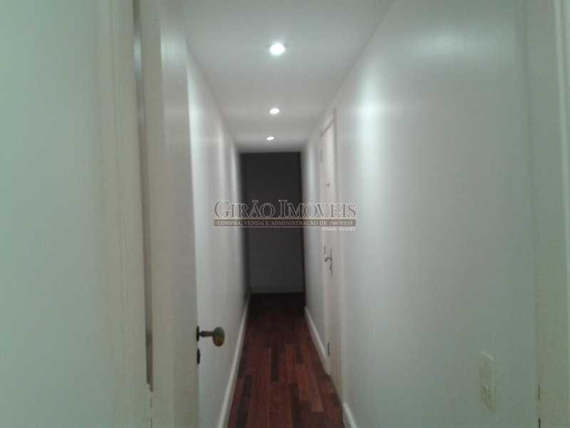 7 - Apartamento Rua Domingos Ferreira,Copacabana, Rio de Janeiro, RJ Para Alugar, 4 Quartos, 225m² - GIAP40183 - 8