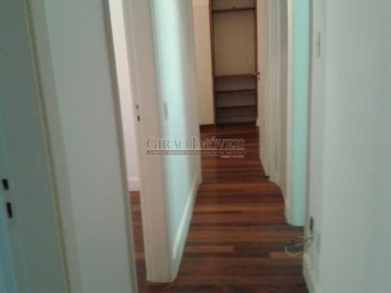 9 - Apartamento Rua Domingos Ferreira,Copacabana, Rio de Janeiro, RJ Para Alugar, 4 Quartos, 225m² - GIAP40183 - 10