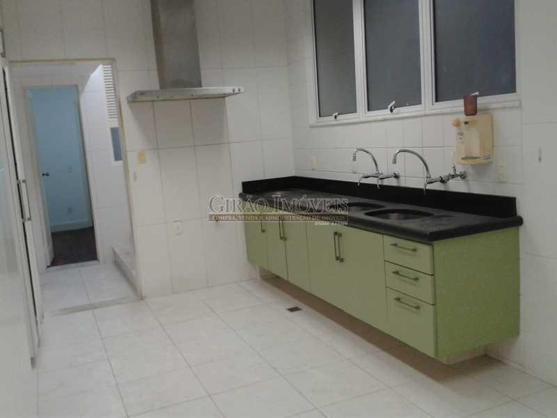 19 - Apartamento Rua Domingos Ferreira,Copacabana, Rio de Janeiro, RJ Para Alugar, 4 Quartos, 225m² - GIAP40183 - 20