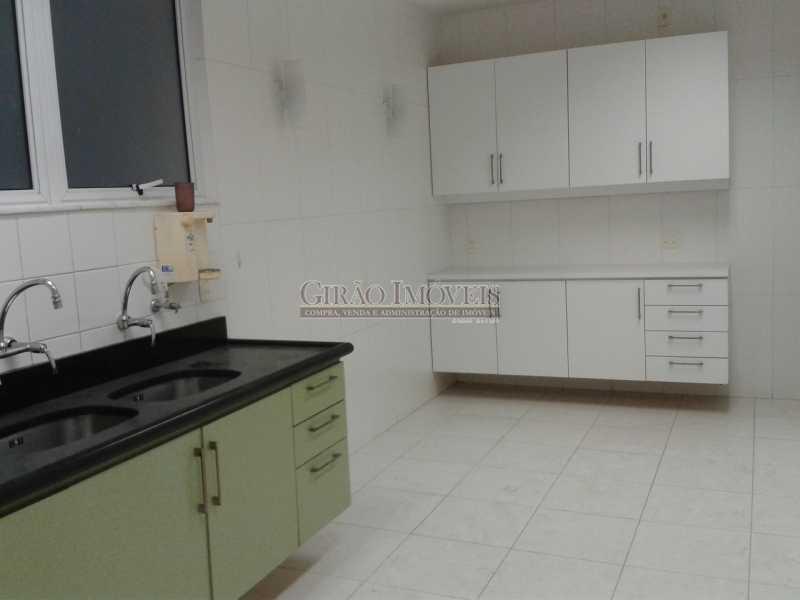 20 - Apartamento Rua Domingos Ferreira,Copacabana, Rio de Janeiro, RJ Para Alugar, 4 Quartos, 225m² - GIAP40183 - 21