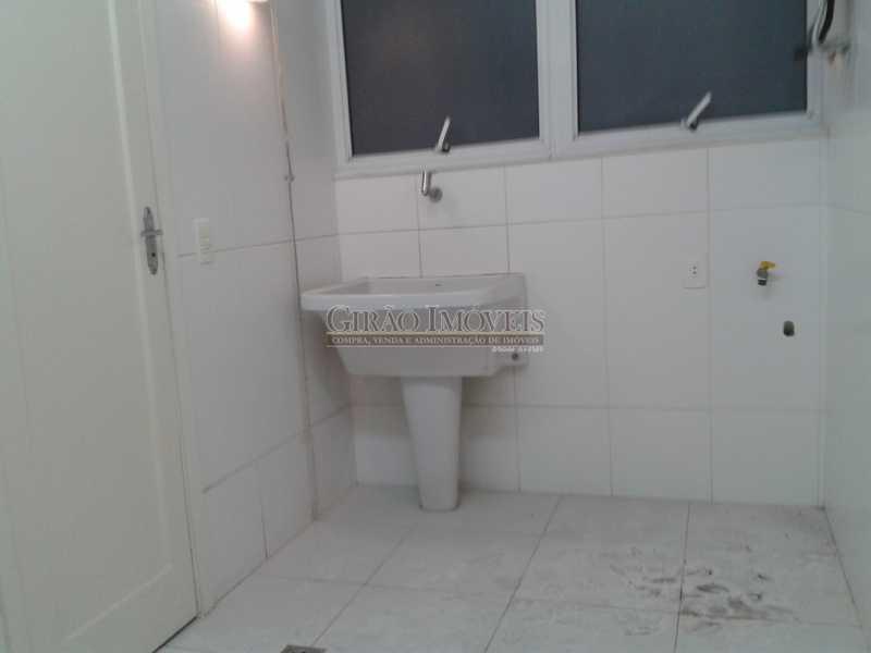 21 - Apartamento Rua Domingos Ferreira,Copacabana, Rio de Janeiro, RJ Para Alugar, 4 Quartos, 225m² - GIAP40183 - 22